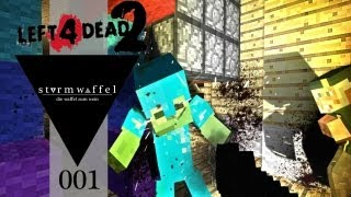 Let's Play Left 4 Dead 2 - Deathcraft II #001 - Bergi und Max an Bord