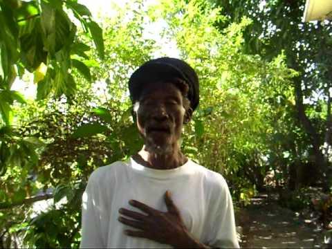 """J Israel Interviews Rasta Elder  Brother  Samms """"True Love"""""""