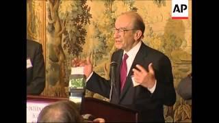 Fed Chairman Bernanke comment on Euro area economy