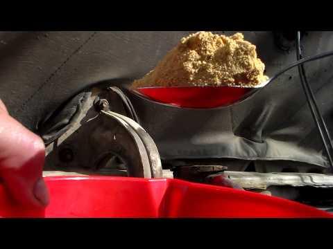 Как устранить течь охлаждающей жидкости в двигателе