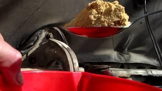 Устранение любой течи системы охлаждения любого авто подручными средствами.