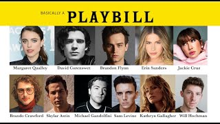 """Romeo and Juliet"" Feat. Margaret Qualley, David Corenswet, Brandon Flynn -Acting for a Cause"