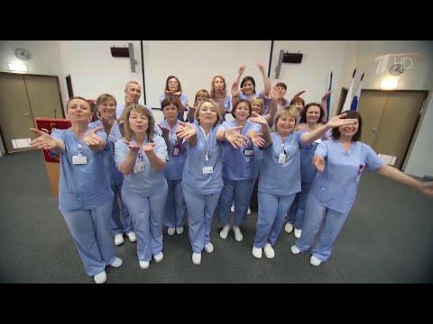 Астраханские кардиологи записали музыкальный клип, который уже оценили пациенты.