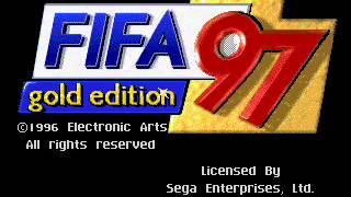 FIFA Soccer 97 - SEGA Mega Drive Music
