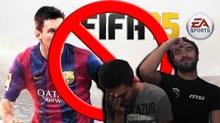 COME NON GIOCARE A FIFA 15!!! - HD gameplay
