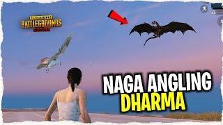 ANGLING DHARMA MAIN PUBG MOBILE..?? JADINYA GINI wkwkw | PUBG Mobile Indonesia