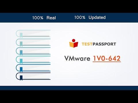 [Testpassport] Looking for real VMware VCA6-NV 1V0-642 exam questions, 1V0-642 real dumps
