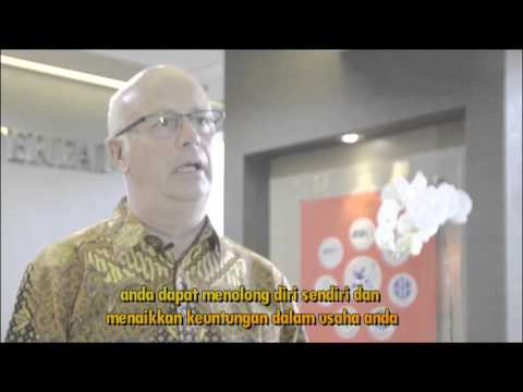 Rob Steele, ISO Secretary-General : Bagaimana Cara Anda Merubah Dunia?