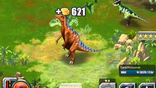 Jurassic Park Builder: ALL DINOSAURS - Part 1