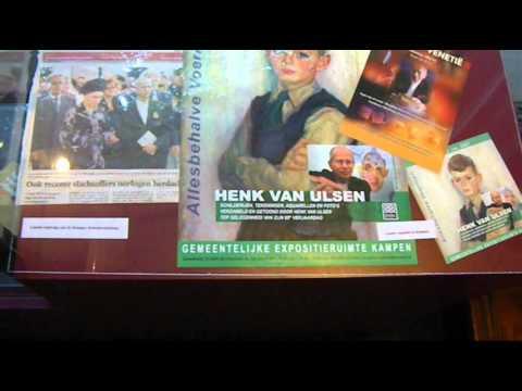 FWA tentoonstelling Henk van Ulsen