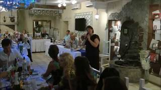 МАМА  -я пою на свадьбе в ВОСТОК ЗАПАД