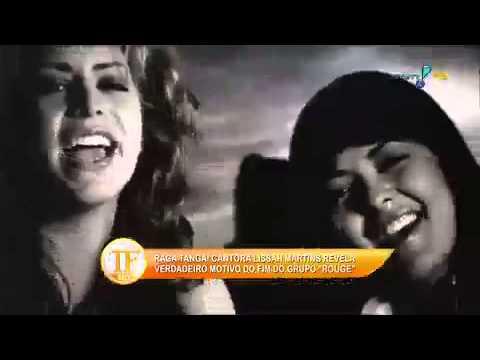 Ex Rouge Nega Ter 'vantagem' Sobre Colegas De Programa - TV Fama 19/09/2014