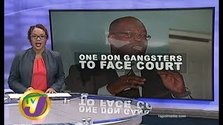 TVJ News Today: Clansman Gangsters to Face the Courts - July 17 2019
