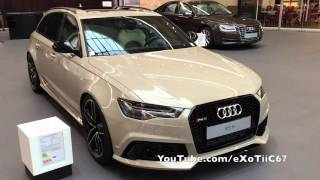 Audi RS6 Mocha Latte spotted at Neckarsulm Forum(Enjoy, and don't forget, subscribe to my channel for more videos ! (Audi Exclusive) Thanks for watching., 2015-11-11T04:30:00.000Z)