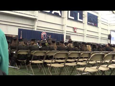 University of Mississippi School of Pharmacy Class of 2015 Graduation
