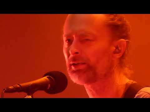 Radiohead Present Tense Live Night 1 Wells Fargo Center Philadelphia PA July 31 2018
