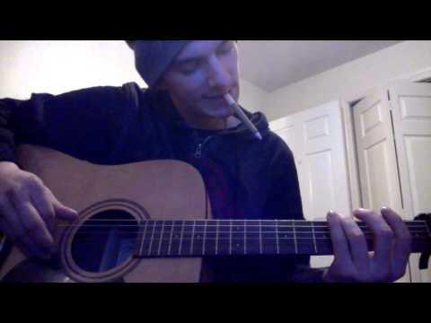 guitar in alternate tuning