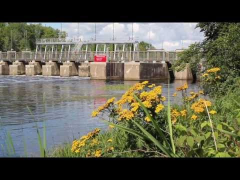 Harnessing The Headwaters -- First Dams on the Mississippi