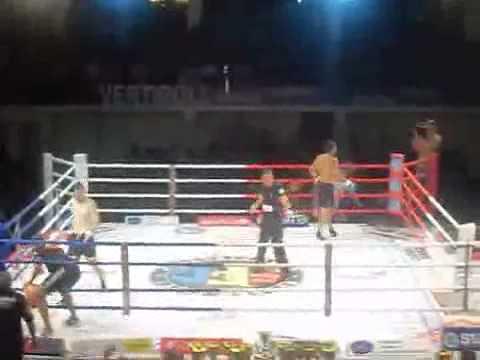 George Gala Sharks-Fight-Championship (SFC) 2012  (Kickbox Constanta, Romania)