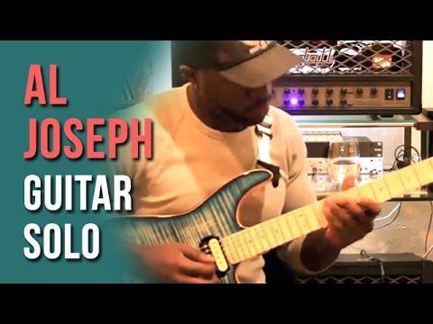 Al Joseph Guitar Solo