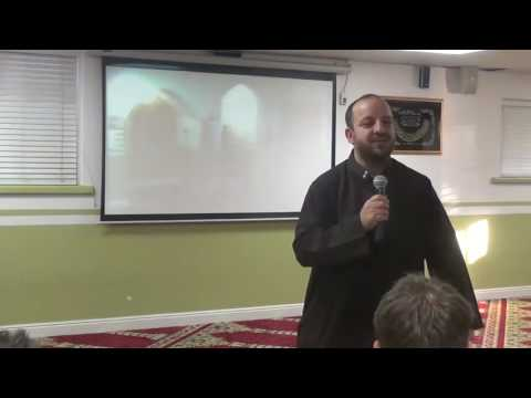 Open House at the Denver Islamic Society on 11/19/16