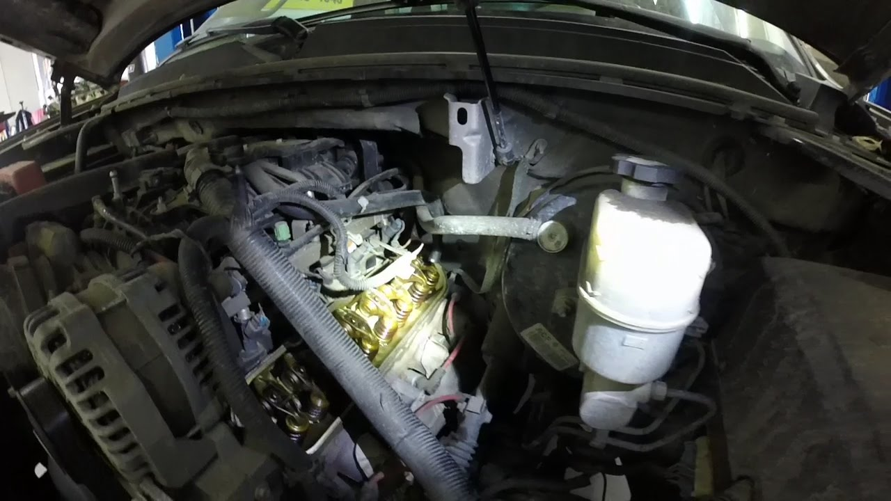 2008 Tahoe Fuel Filter Location Gmc Amp Chevrolet Misfire P0300 Lifter Issues 5 3l