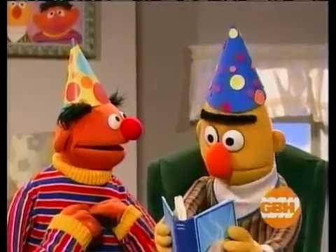 Sesame Street - It's Bert's Birthday!