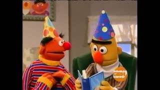 Sesame Street - It's Bert's birthday!