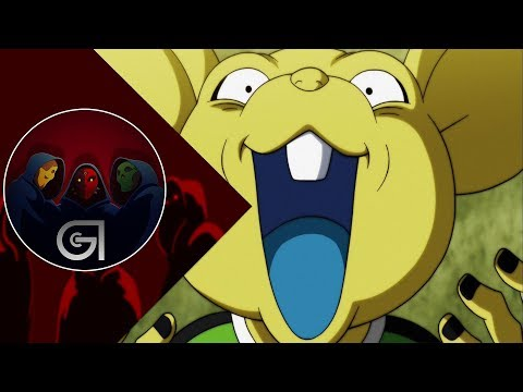 Dragon Ball Super Episode Review 119 | Accelerated Tragedy Vanishing Universes