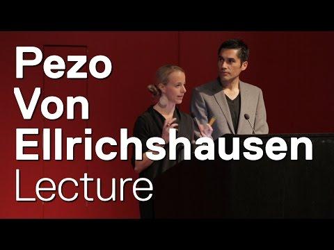 Pezo Von Ellrichshausen | 2015 John Edwards Lecture