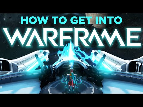 How to get into Warframe