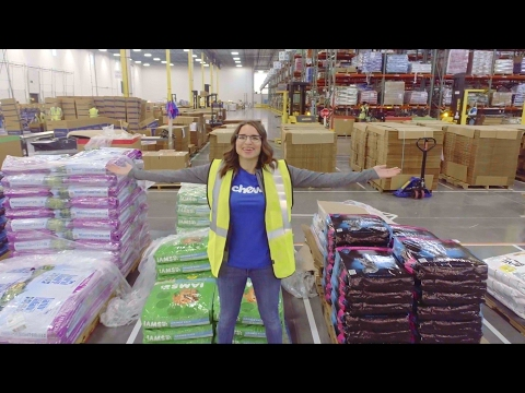 Join Us at Chewy's Fulfillment Center! | Chewy