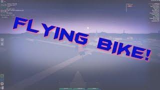 FLYING BIKE! (Dimers Apoc Adventures #8)