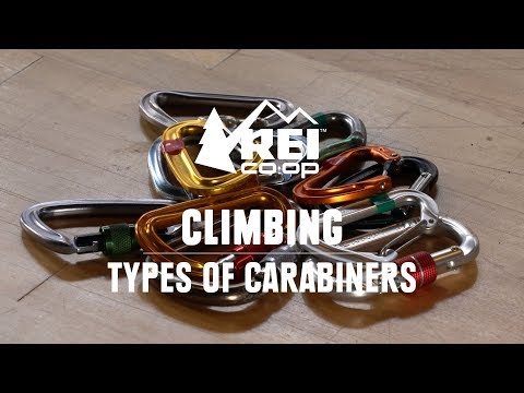 What Are The Different Types Of Carabiners? || REI