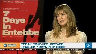 Rosamund Pike Interview (Breakfast TV Toronto)