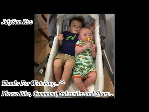 William's House - Cute William and Bentley on the Jet Plane Travel to Australia FMV TROS - bentley