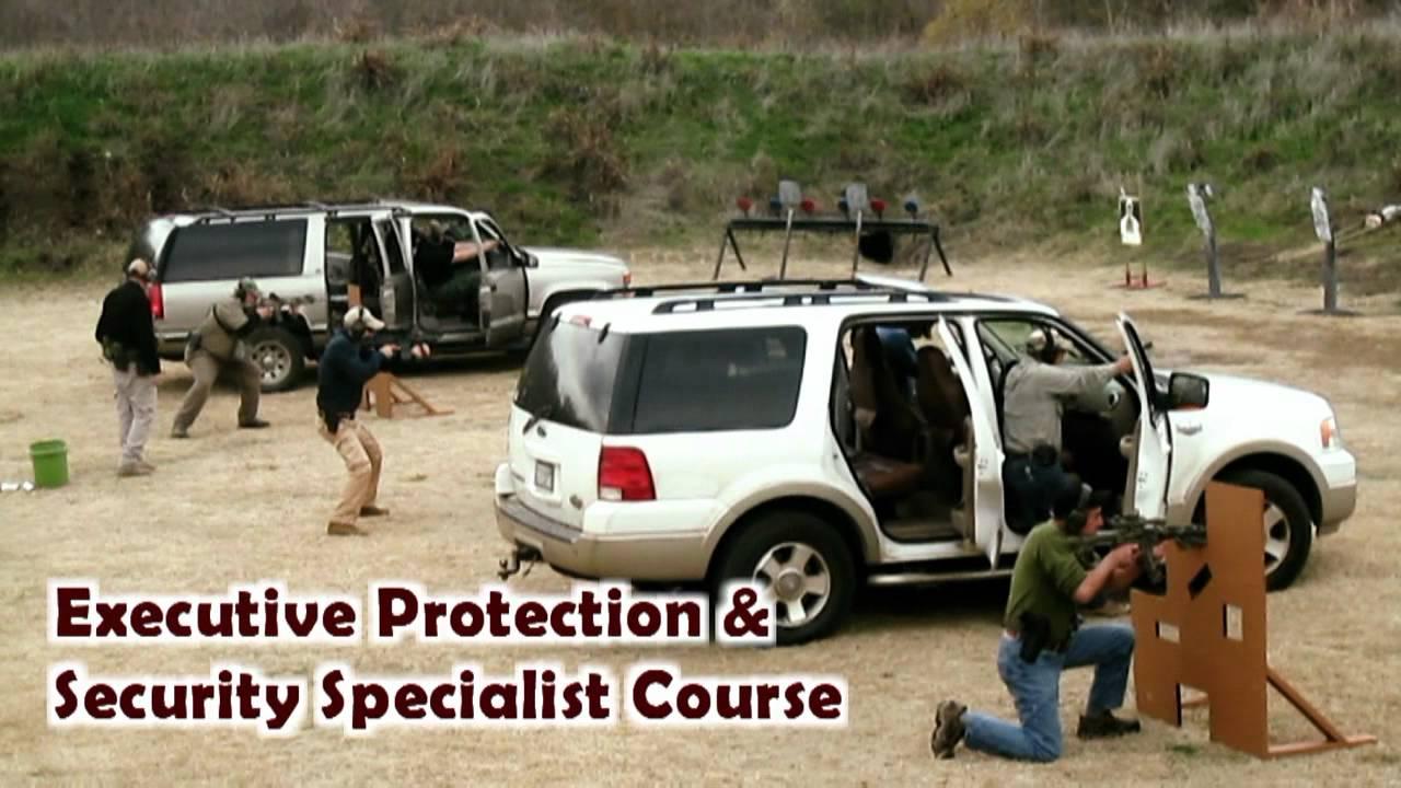 Executive Protection Course