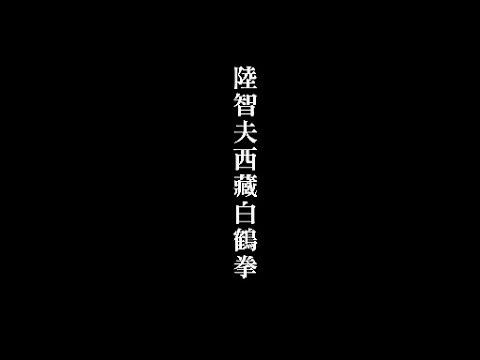 明周 香港武林系列 - 陸智夫西藏白鶴拳