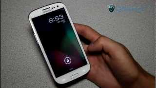 CyanogenMod 10 JB Preview Rom on the Samsung Galaxy S III [REVIEW]