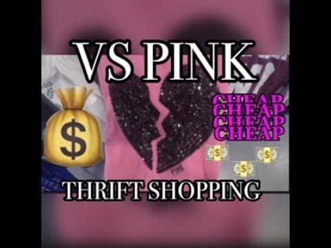 $2 Victoria Secret PINK Apparel- Thrifting Obsession - Affordable Apparel   EHNDIGO