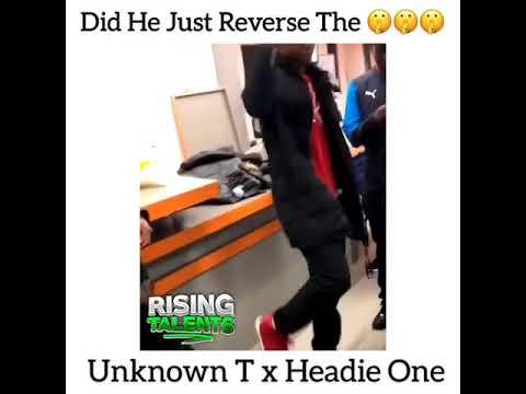 Download Unknown t x Headie One gun lean dance