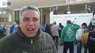 مصر العربية   القوات المسلحة توزع 3 آلاف كرتونة سلع غذائية بأسعار مخفضة بالغربية