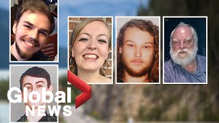 RCMP concerned someone could have 'inadvertently' aided B.C. murder suspects
