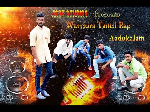 JC37 Studios - Warriors Tamil Rap from Aadukalam