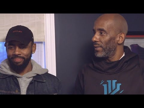 Kyrie Irving Gives His Dad the Father's Day Present of a Lifetime