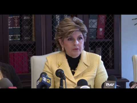 05.30.13 - Gloria Allred and Monica Amestoy Hold Press Conference in Los Angeles
