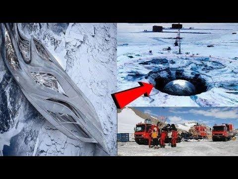 ANTARKTIKA: Podzemlje skriva najveće tajne!?