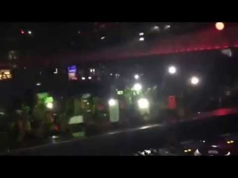 DJ Una 4 CDJs live at Sky Garden bali
