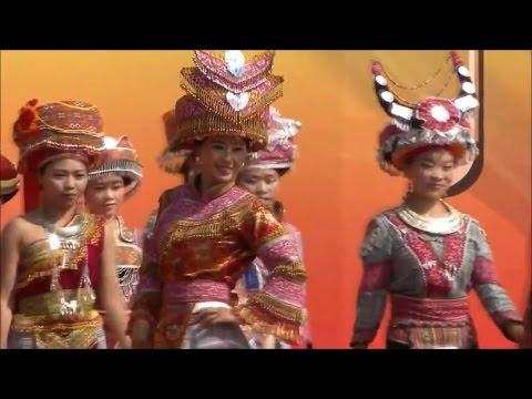 720 HD 苗族传统服装秀 MiaoZu/Hmong H