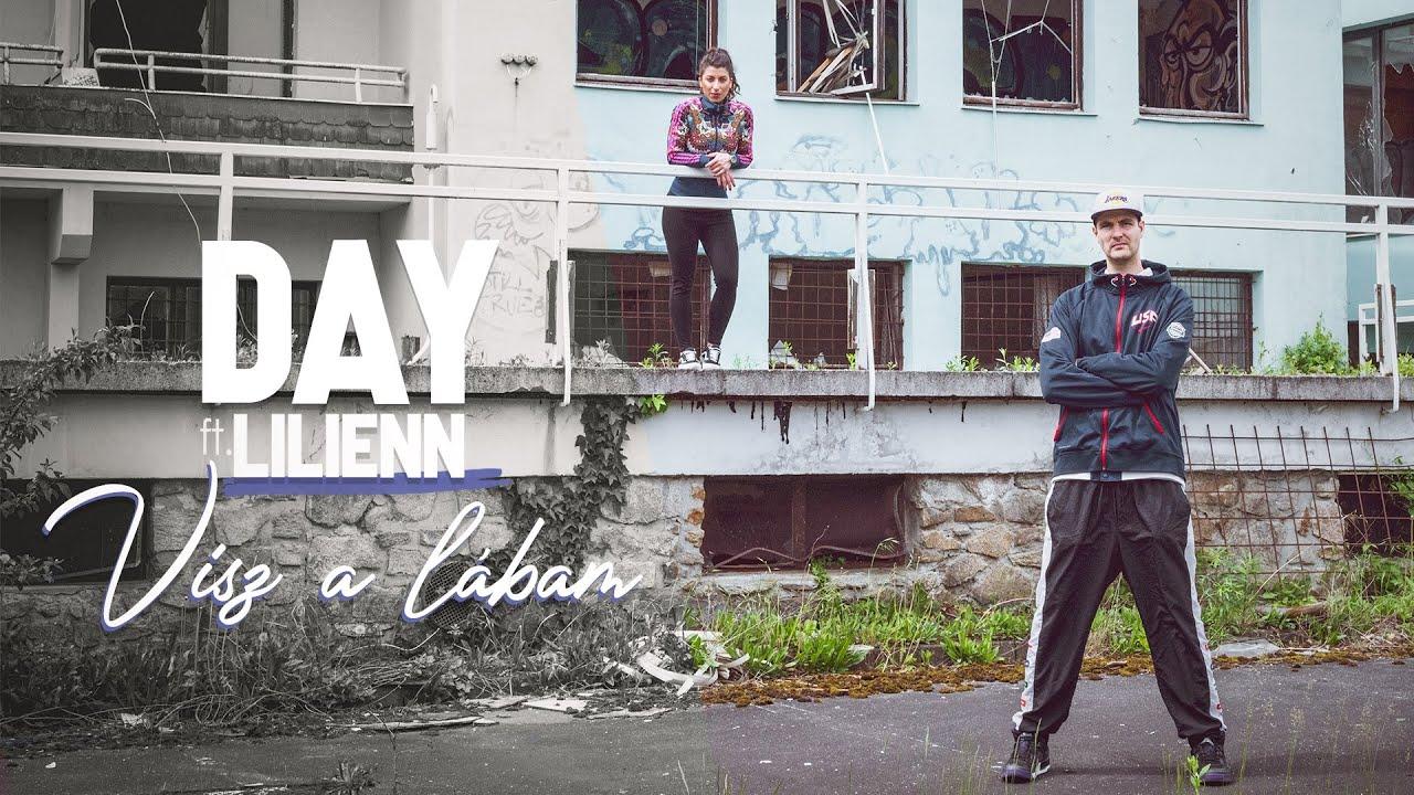 Download Day - Visz a lábam (közr. Lilienn) [Official Music Video]